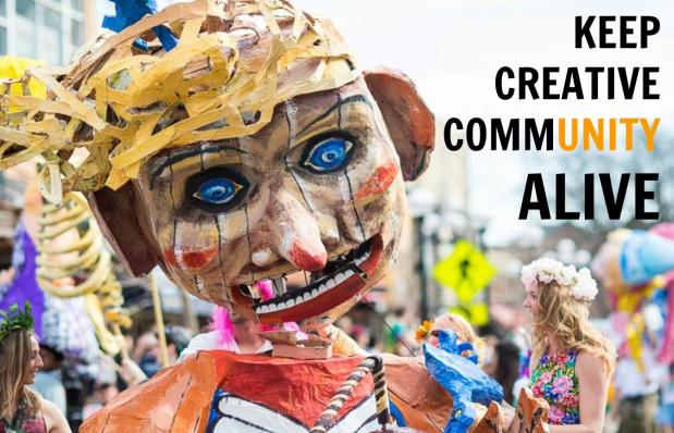 Creative Community Alive